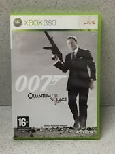 JEU XBOX 360 007 QUANTUM OF SOLACE SANS NOTICE TELECHARGEABLE SUR LE NET
