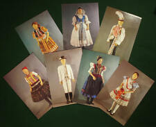 BOOK Antique Slovakia Folk Costume ethnic dress KROJ Slovak embroidery museum