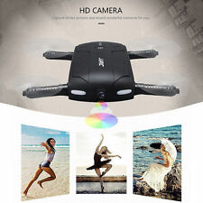 JJRC H37 6-Axis ELFIE WIFI Quadcopter 0.3MP Camera Foldable RC Selfie Drone W1T1