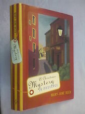 MARY-JANE DEEB.A CHRISTMAS MYSTERY IN PROVENCE.1ST/1 2004,LIKELY UNREAD