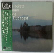 Steve Hackett-Hungarian horizons Japon Mini LP 2cd NEUF! iecp - 20136/137 Genesis