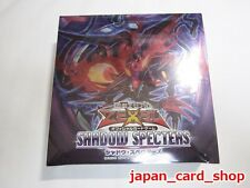 "20314 AIR Yugioh ZEXAL Japanese - ""Shadow Specters"" Booster Box (SHSP) New!!"