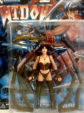 Rendition Female Hybrid Widow Action Figure