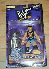1998 WWF WWE Jakks Billy Gunn Wrestling Figure MIP D Generation X Tough Enough