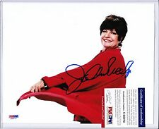 JO ANNE WORLEY SIGNED AUTOGRAPH AUTO 8X10 PSA DNA CERTIFIED