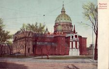 MONTREAL ST. JAMES CATHEDRAL QUEBEC CANADA 1908