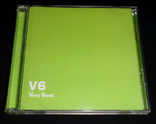 JAPAN:V6 - The Best 2 Disc CD Album,J.E.JPOP,Boy Band