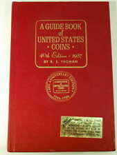 1987 GUIDEBOOK OF UNITED STATES COINS 40th Edition Catalogue Price List RED BOOK