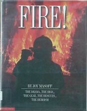 FIRE (RIGS, GEAR, RESCUES) 1998 BOOK (COLUMBIA, MO, SAN JOSE, CA, NY FIRE DEPTS+