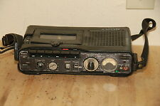 Sony TCM-5000EV Pressman Portable Dual-Track Voice-Operated Cassette Recorder