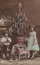 Santa Made A Mistake And Replaced Their Toys With Underwear Old Vintage Postcard