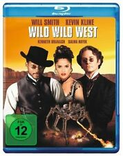 WILD WILD WEST (Will Smith, Kevin Kline) Blu-ray Disc NEU+OVP