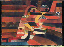 Paul Klee Reproduction: Lovers - Fine Art Print