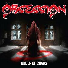 Obsession-Order Of Chaos CD NEW