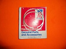 HARLEY AERMACCHI  AMF NOS  #22476-74 PISTON RINGS for 1974 - 1978 SX175 SS175