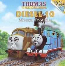 NEW Thomas the Tank Engine Diesel 10 Means Trouble by Britt Allcroft  Paperback
