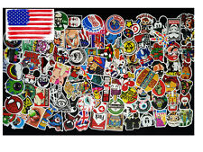 600 PCS Colorful Skateboard Bike Luggage Car Laptop Decals Sticker Mix Lot US