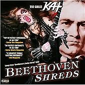 The Great Kat-Beethoven Shreds  CD NEW