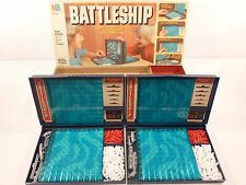 Vintage 1978 Battleship Board Game Milton Bradley #4730 With Box U.S.A.