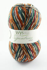 West Yorkshire Spinners Signature 4ply Knitting Wool - Pheasant 855