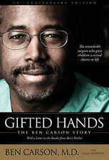 Gifted Hands: The Ben Carson Story by Ben Carson (Hardback, 2011)
