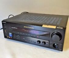Sony 7.1 Ch Home Theater Receiver w/ Dolby Digital EX DTS-ES STR-DE995 No Remote