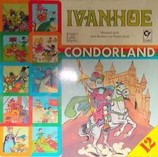 LP IVANHOE CONDORLAND NEU, in der Originalverpackung,in Foli verschweißt