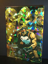 """1992-Punisher,The - """"Guts And Gunpower"""" - """"Prism"""" - """"Subset Chase Card"""" - """"#2."""""""