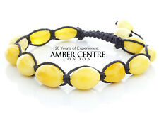 German Butterscotch Amber Bracelet Very High Quality RRP395!!! - W022