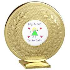 MOTHERS DAY GIFT BIRTHDAY PRESENT BEST NAN IN THE WORLD AWARD GB006.01 FREE P&P