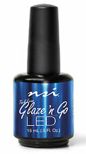 NSI LED/UV Glaze 'n Go - .5 fl oz (15 ml)  N5307