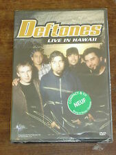 DEFTONES Live in Hawaii DVD NEUF