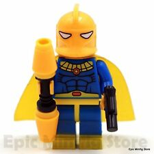 Custom Dr Fate Minifigure DC Comics Superhero fits with Lego s69 UK Seller
