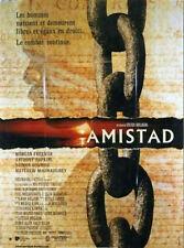 Affiche 120x160cm AMISTAD 1998 Steven Spielberg - Djimon Hounsou, Anthony Hopki