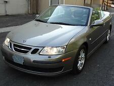 Saab : 9-3 2.0T CONVERTIBLE TURBO LOW MILES! 2ND-OWNER!