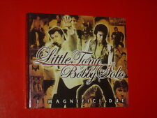 LITTLE TONY BOBBY SOLO : I MAGNIFICI DUE - 2 CD 12+12 TRK NEW SEALED SIGILLATO