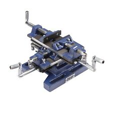 Rugged Cast Iron Drill Press Milling Vise To Use On Any Drill Press!
