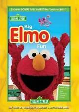 Sesame Street: Big Elmo Fun New DVD