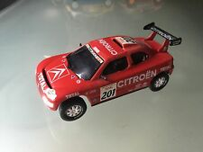 1/43 NOREV CITROEN ZX  N°201 RALLY PARIS DAKAR 1996
