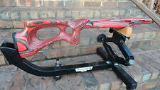 Ruger 10/22 RED FIRE Extreme Stock FOR FACTORY BARRELS FREE SHIP REAL PICS 313