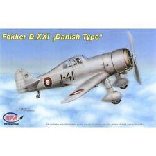 Fokker D.XXI Danois 1/72 MPM