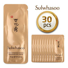 [Sulwhasoo] Concentrated Ginseng Renewing Eye Cream 1ml× 30pcs Korea Cosmetics