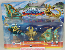 Sea Racing Action Pack Skylanders Superchargers Deep Dive Gill Grunt Reef Ripper