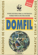 Domfil WWF Thematic Stamp Catalogue, 1st Edition, New.