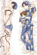 New Anime Attack on Titan Dakimakura Hugging Body Pillow Cover Case 50CM*150CM