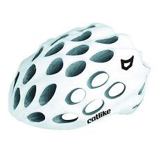 Catlike Whisper Plus Deluxe Bike Helmet, Mat White, Large, 2014
