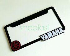YAMAHA with LOGO FZ16 FZS R15 R3 R6  number plate (shiny touch) 3D reflective