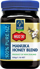 NEW Manuka Health Manuka Honey Blend MGO 30+ *500g - 100% Pure New Zealand