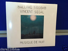 NEW SEALED Ballake Sissoko Vincent Segal Musique de Nuit CD Kora Cello African