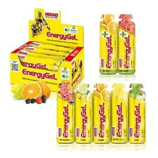 High5 Sports Energy Gel Mixed Flavours - Box of 20 - Cycling Energy & Nutrition